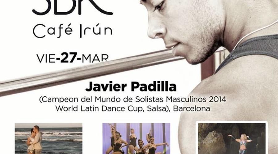 Javier Padilla World Latin Dance Cup – Salsa