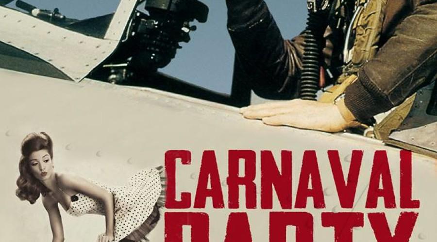 Sábado 6 de Febrero – CARNAVAL PARTY
