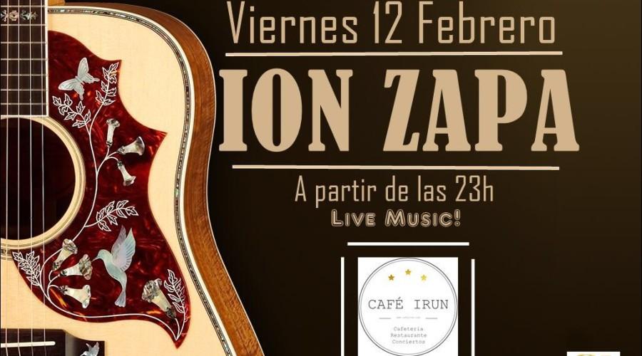 Viernes 12 de Febrero – ION ZAPA