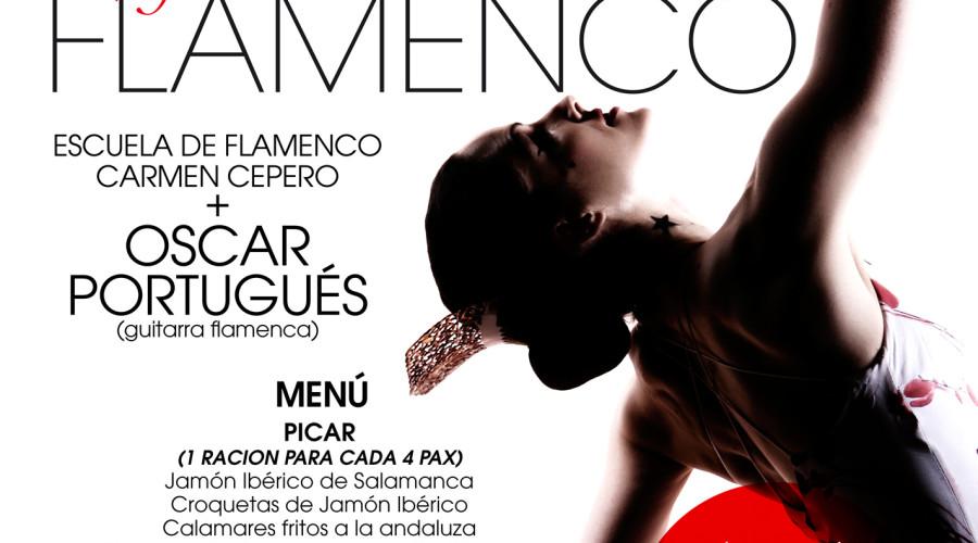 Sábado 14 de Mayo – Espectáculo Flamenco
